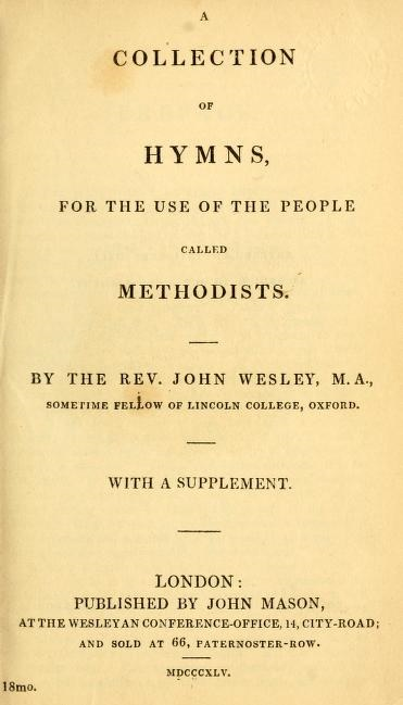 Esleys hymns budra a collection of hymns title page internet archive stopboris Images