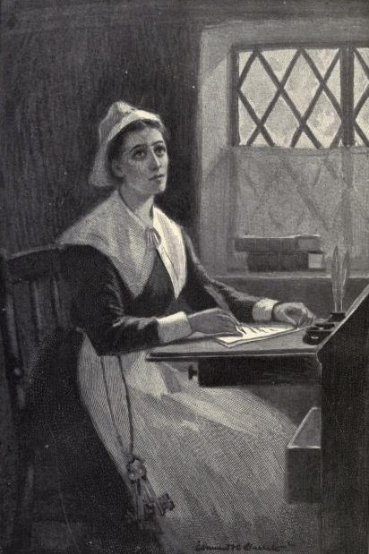anne bradstreet 2 Anne bradstreet was born in england in 1612 to well-connected puritan parents her father, thomas dudley, was unusual in his commitment to teaching his daughter literature, history, and philosophy.