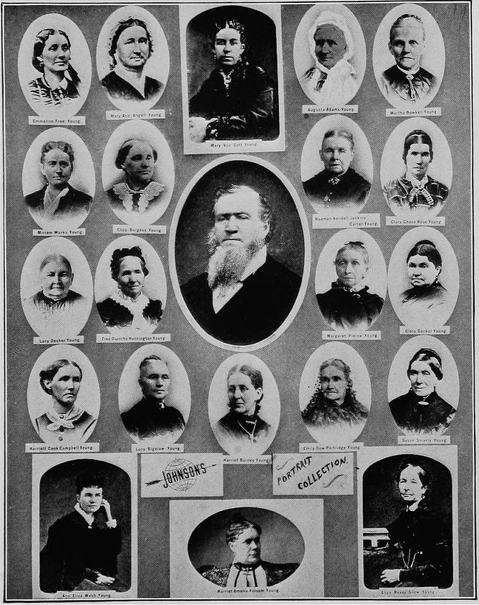 Brigham Young Family Tree