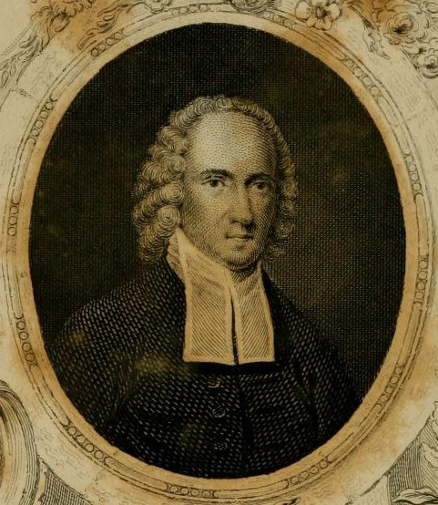 events jonathan edwards preaches sinners in the hands of an angry