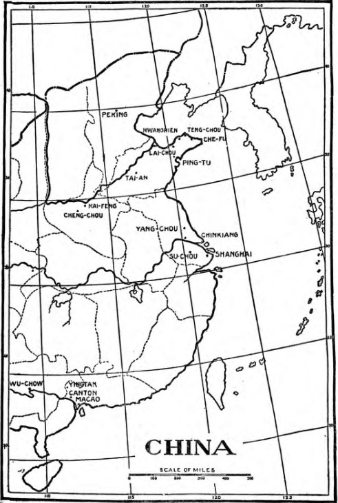 Events Lottie Moon Sent To China As A Southern Baptist - Southern baptist in us map
