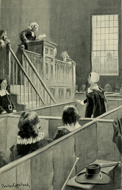 Events | Trial of Anne Hutchinson | Timeline | The Association of ...